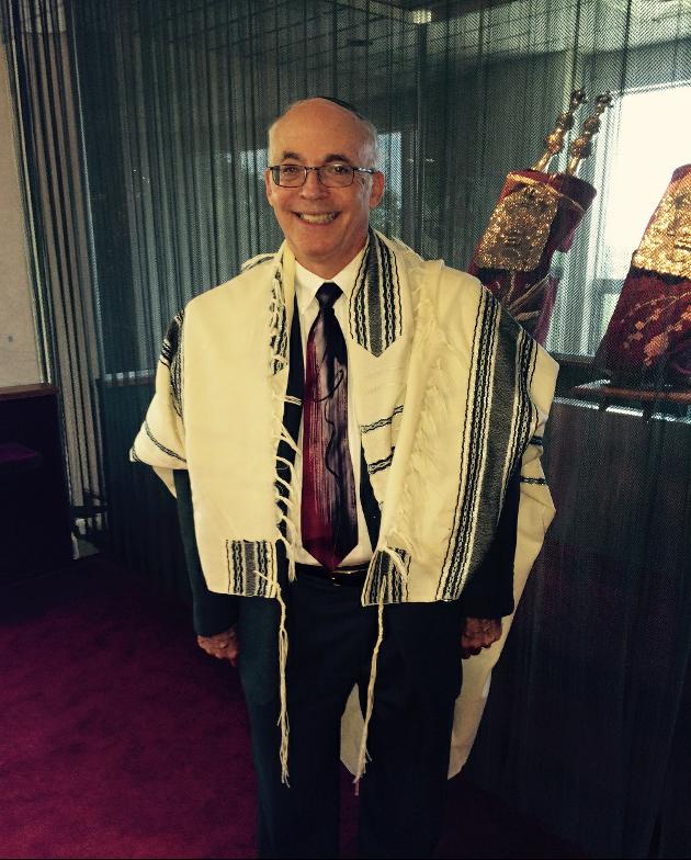 Image of Rabbi Klatzker